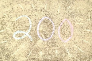 200th Post And Why That Matters To Marketing
