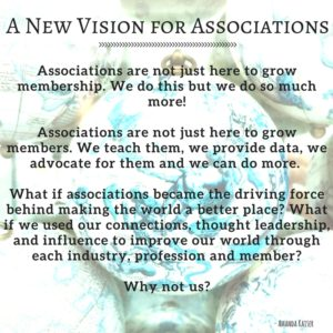 Have We Been Thinking too Small About Associations?