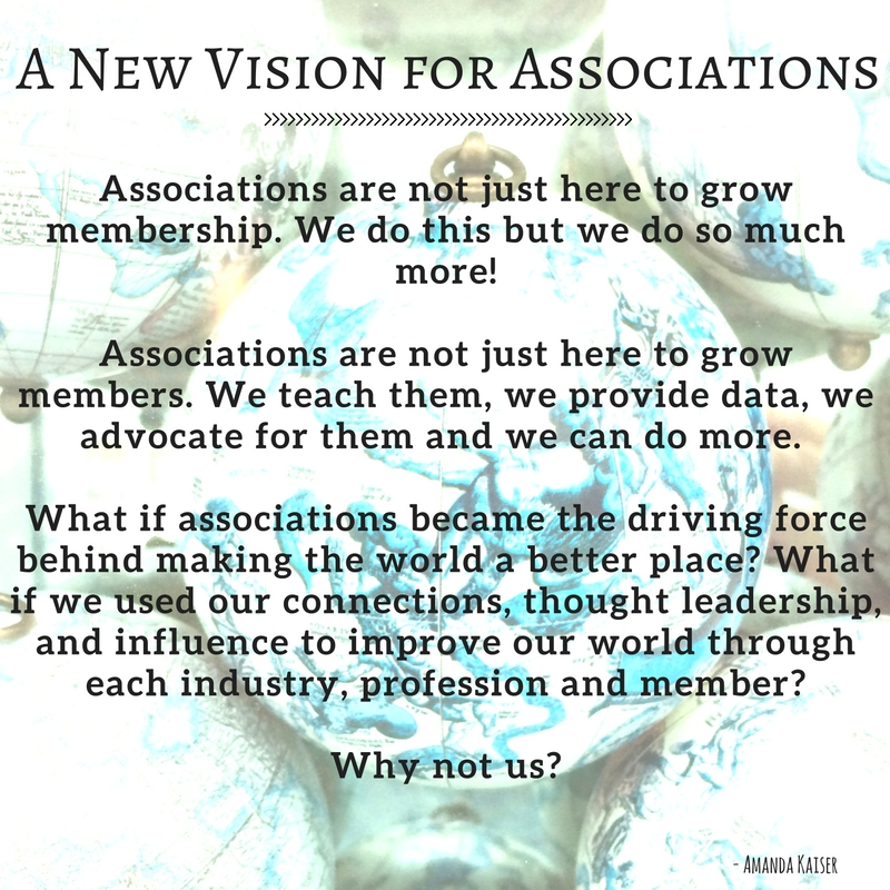 A New Vision for Associations