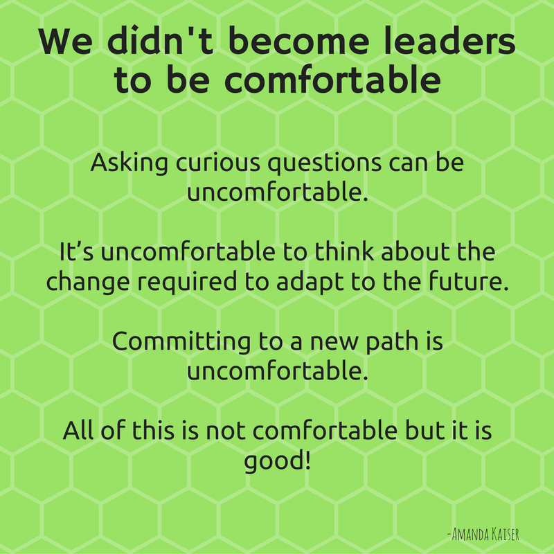 we-didnt-come-become-leaders-to-be-comfortable